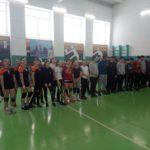 26 декабря 2019 г. прошло Первенство Шебалинского района по волейболу на призы деда мороза