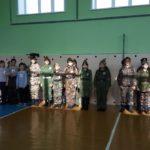 В  Шебалинском районе прошла районная  военно- спортивная игра «Зарница»