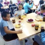 Контроль  организации горячего питания  родителями
