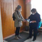 В МБОУ «Шебалинская сош им Л.В. Кокышева» изменён формат обучения, в связи с ограничениями, связанными с пандемией COVID-19.