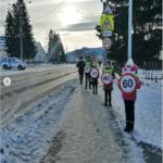 Сотрудники ГИБДД провели профилактические мероприятия по безопасности дорожного движения