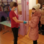 Мыютинская СОШ по предотвращению распространения коронавирусной инфекции